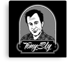 Tony Sly Canvas Print