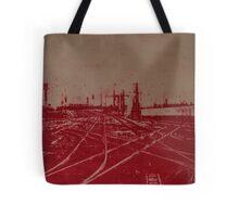 Tracks 1 Tote Bag