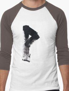 Runes - Elder Futhark - 0008 - Wunjo Men's Baseball ¾ T-Shirt