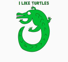 I LIKE TURTLES Unisex T-Shirt