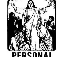 Personal Jesus by JoelCortez