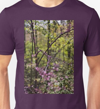 Red Bud Magic 5 Unisex T-Shirt