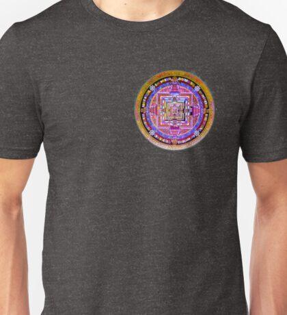 Kalachakra Yantra Unisex T-Shirt