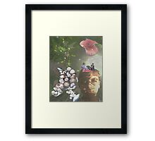 best decayed friends Framed Print