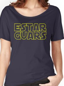 Estar Guars Women's Relaxed Fit T-Shirt