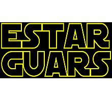Estar Guars Photographic Print