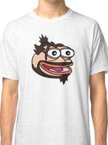 FeelsRyuuGaWagaTekiWoKurauMan no text Classic T-Shirt
