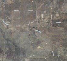 USGS TOPO Map Arizona AZ Colorado City 20110316 TM Sticker