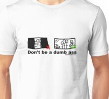 How to take a video with your camera phone Unisex T-Shirt