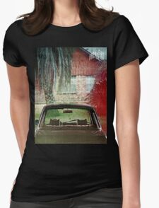 The Suburbs Womens Fitted T-Shirt