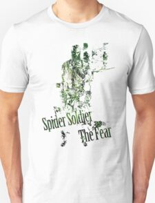 Spider Soldier - The Fear T-Shirt
