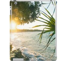 Last of the Days Rays iPad Case/Skin