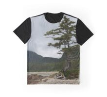 Alone Against the Wind Graphic T-Shirt