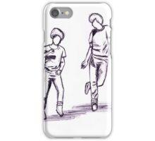 Napoleon Dynamite dance 2 iPhone Case/Skin