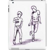 Napoleon Dynamite dance 2 iPad Case/Skin