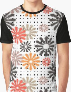 Colorful floral seamless pattern. Graphic T-Shirt