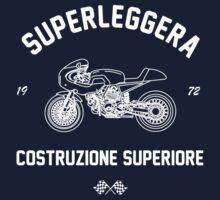 Construzione Superiore - Black by superleggera