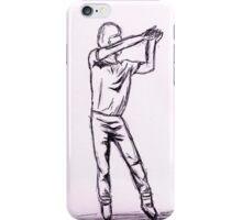 Napoleon Dynamite dance 3 iPhone Case/Skin