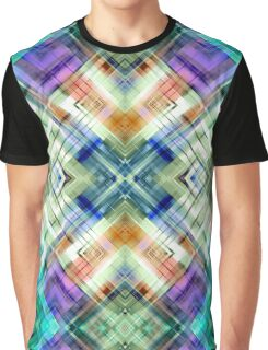 Abstraction. Digital seamless pattern.  Graphic T-Shirt