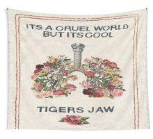 Tigers Jaw lyrics Wall Tapestry