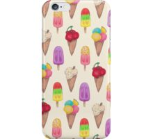 I scream for Icecream! iPhone Case/Skin