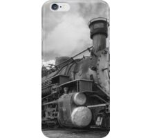 Colorado Images - Durango to Silverton on the Narrow Gauge Railroad 2 iPhone Case/Skin