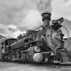 Colorado Images - Durango to Silverton on the Narrow Gauge Railroad 2 by RobGreebonPhoto
