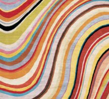 paul smith pattern Sticker