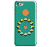 SUN+MOON+EARTH iPhone Case/Skin
