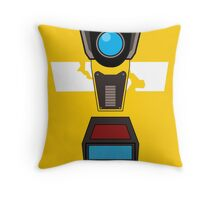 CL4P-TP Face Throw Pillow