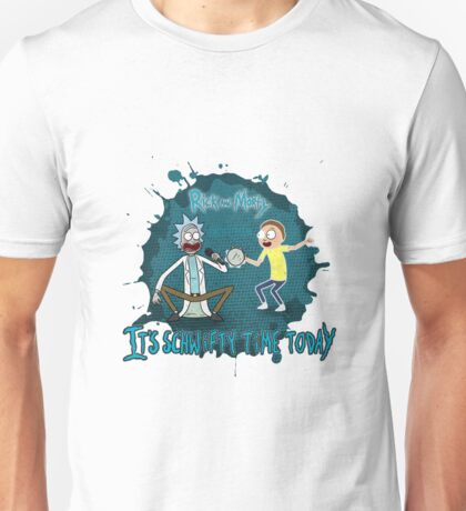 rick and morty singing Unisex T-Shirt