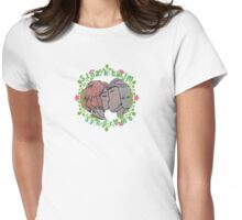 Stockholm Syndrome Womens Fitted T-Shirt