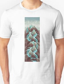 The Great, Great Night Mountain Unisex T-Shirt