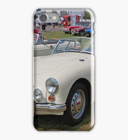 MG  Sports 1589cc 1960 iPhone Case/Skin
