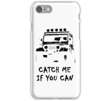 Off Road 4X4 Rover Jeep Hilux AWD 90 110 Cruiser iPhone Case/Skin