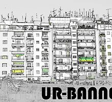 UR-BANNED by IOANNA PAPANIKOLAOU
