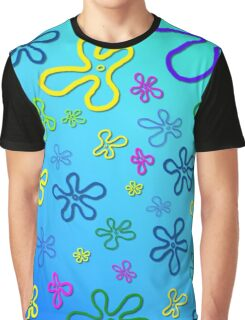 Bikini Bottom Skies Graphic T-Shirt