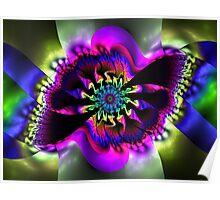 Hypnotizing eye Poster