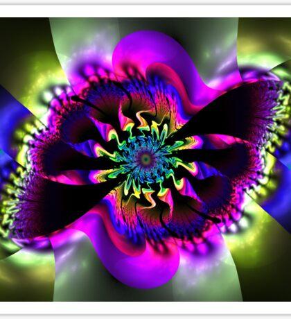 Hypnotizing eye Sticker