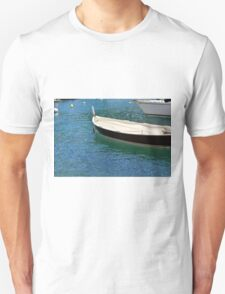 Boats in the water Unisex T-Shirt