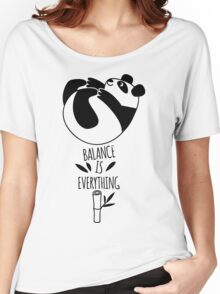 Balance Is Everything Women's Relaxed Fit T-Shirt