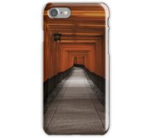 Fushimi Inari Path iPhone Case/Skin