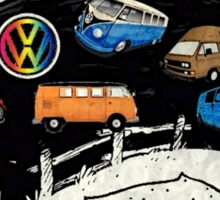 Counting VW';s Sticker