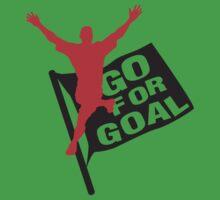 Go for goal One Piece - Short Sleeve
