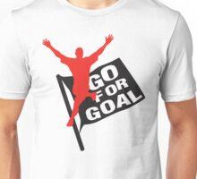 Go for goal Unisex T-Shirt