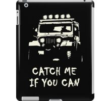 Off Road 4X4 Rover Jeep Hilux AWD 90 110 Cruiser iPad Case/Skin