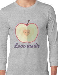 Love inside Long Sleeve T-Shirt