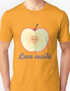 Love inside Unisex T-Shirt