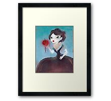 Grimm's Snow White Framed Print