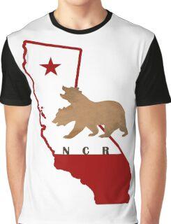 California Republic Pride Graphic T-Shirt